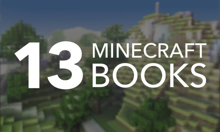 13 of the Best Minecraft Books for Kids