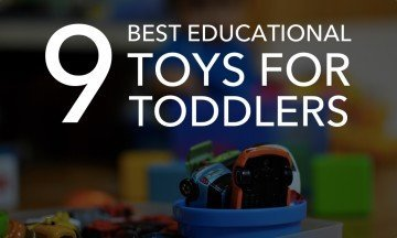 9 of the Best Educational Toys for Toddlers