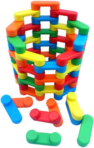 Building Toys From The 60s : Magnetic building toys for stem play and making