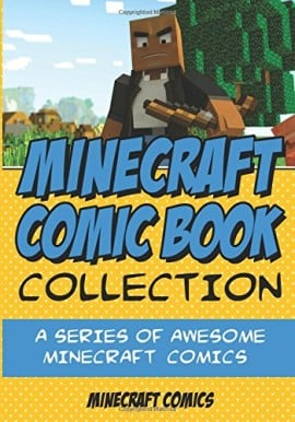 Minecraft Comic Book Collection