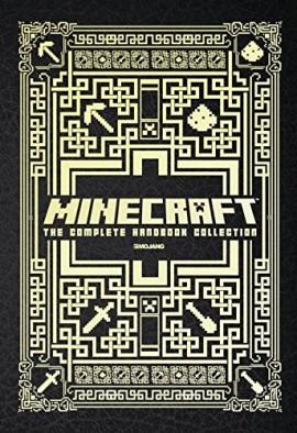 Minecraft Books - Minecraft: The Complete Handbook Collection