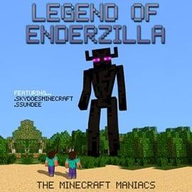 Legend of EnderZilla: A Minecraft Novel