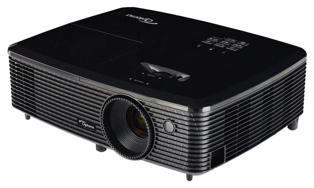 Optoma HD143X - our top pick in best school projector