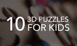 Fun 3D Puzzles for Kids