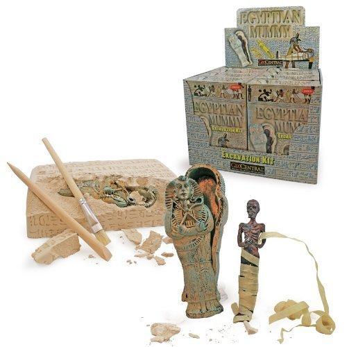 Egypt Mummy Excavation Kit- discovery toys