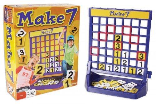 Make 7- Math Games for Kids