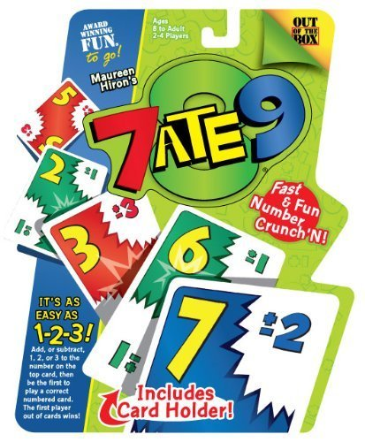 7 ATE 9 - Fast and Fun Number Crunch'n- Math Games for Kids
