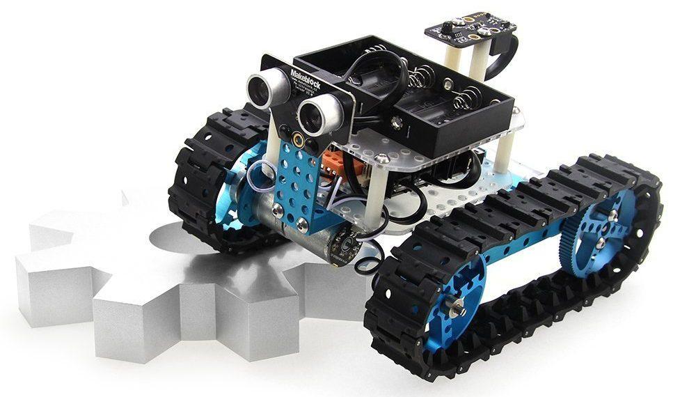 Makeblock Starter Robot Kit- robot kits for kids