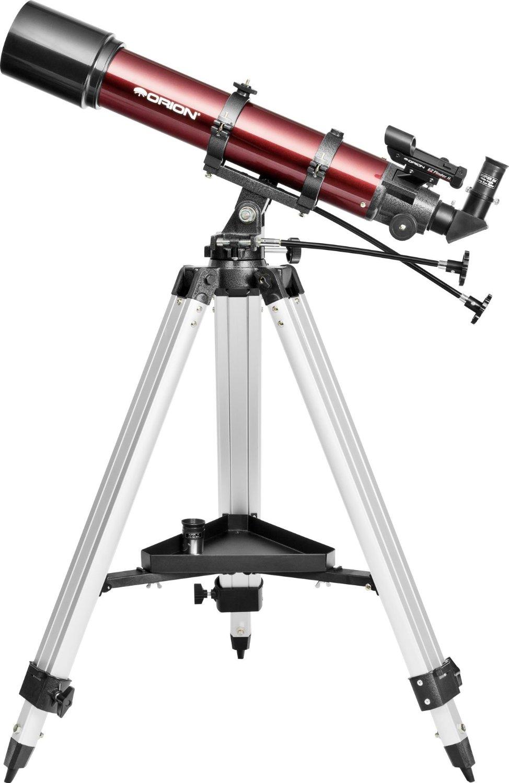 Orion 10029 StarBlast 90mm Altazimuth Travel Refractor Telescope- telescopes for beginners