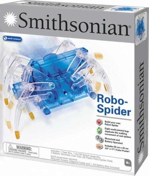 Smithsonian Science Activities Robo Spider