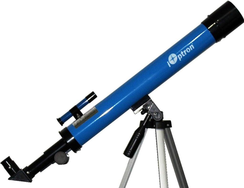 iOptron 6004 iExplore 50AZ Refractor Telescope- telescopes for beginners