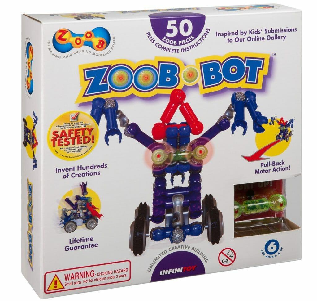 ZOOB BOT- robot kits for kids