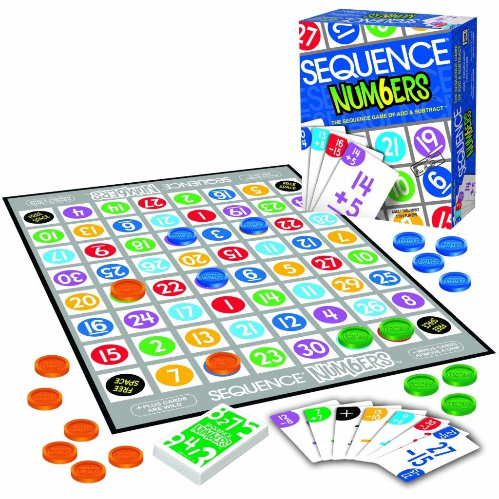 Sequence Numbers- Math Games for Kids