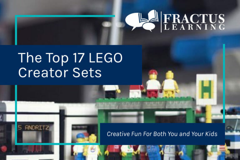 17 of The Best LEGO Creator Kits