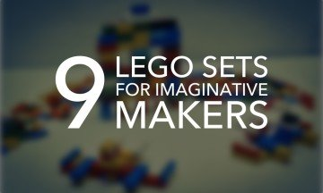 9 Cool Lego Creator Sets for Imaginative Makers
