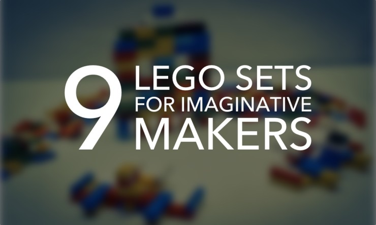 Lego Creator Sets for Imaginative Makers