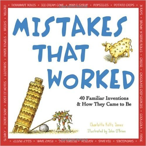 Mistakes That Worked- science books