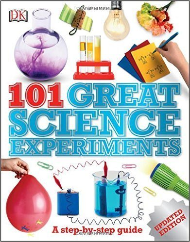 101 Great Science Experiments- science books