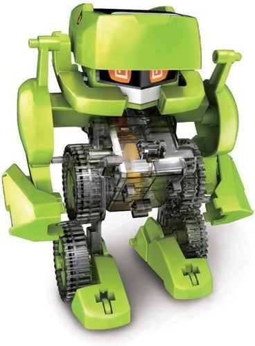 OWI T4 Transforming Solar Robot- solar powered toys