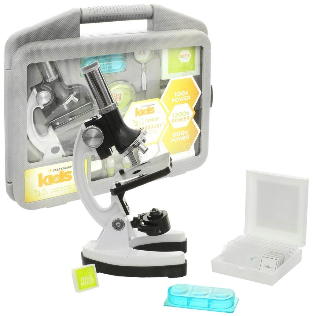 Celestron Beginner Microscope Kit- microscopes for kids
