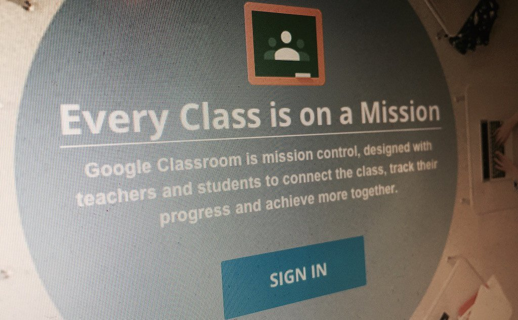 Meet Your Staff Where They Are: Streamlining with Google Classroom