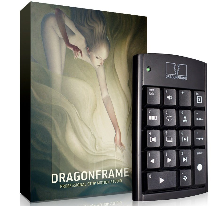 Dragonframe 3 Stop Motion Software - stop motion animation kits
