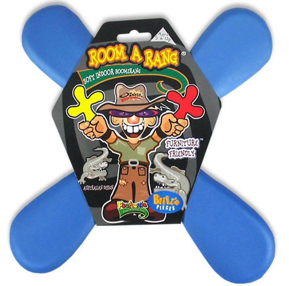 Room A Rang, Soft Indoor Boomerang - flying toys