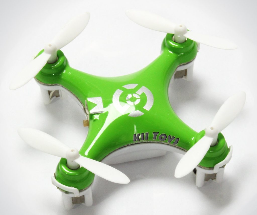 RC Helicopter Quad Copter by KiiToys® - flying toys