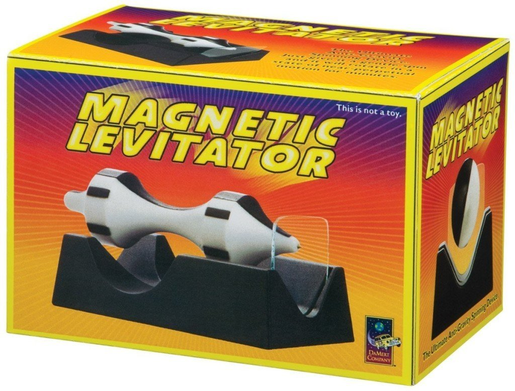 Let's Stick Together: 9 Cool Magnetic Toys
