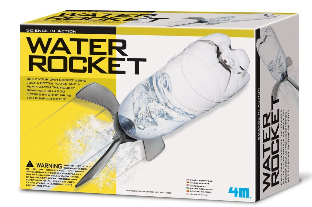 4M Water Rocket Kit - flying toys