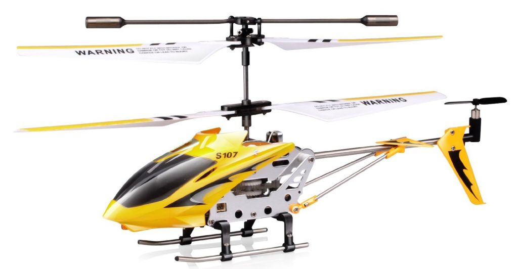 Syma S107/S107G 3 Channel RC Heli with Gyro - flying toys