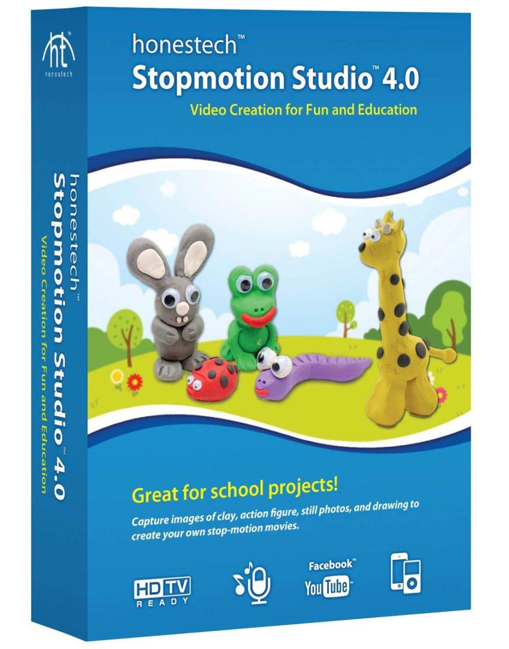 VIDBOX Stopmotion Studio 4.0 - stop motion animation kits