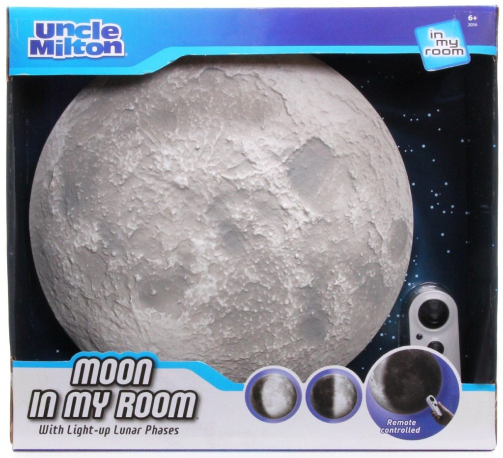 Uncle Milton Moon In My Room - space toys