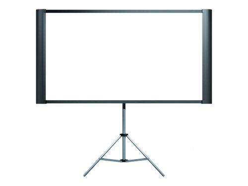 Epson Duet 80-Inch Dual Aspect Ratio Projection Screen - projector screens