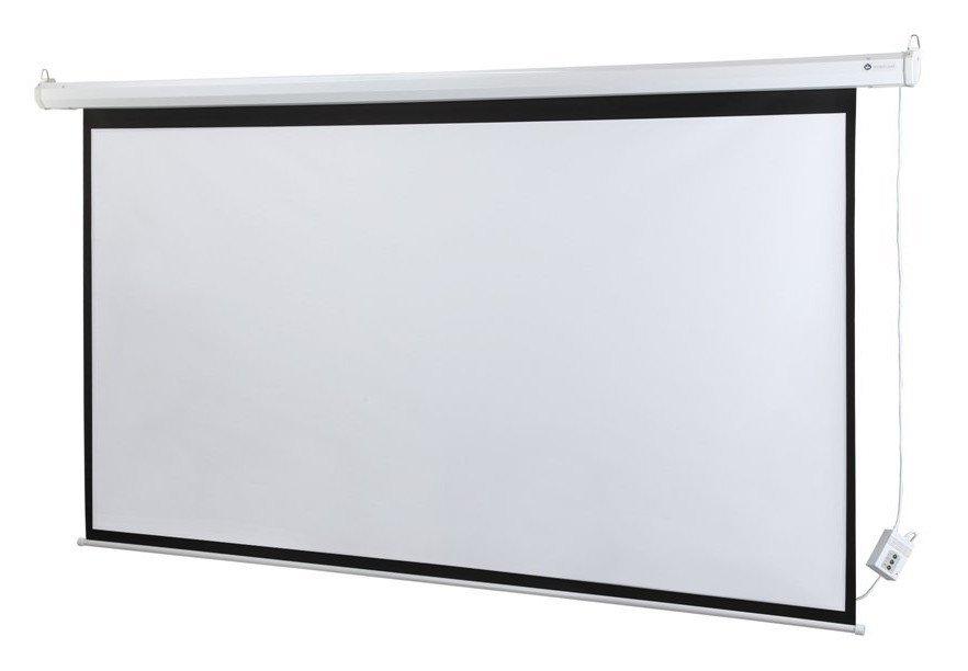 """Homegear 100"""" HD Motorized 16:9 Projector Screen - projector screens"""