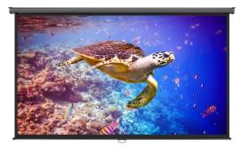 VonHaus 100-inch Widescreen Projector Screen - projector screens