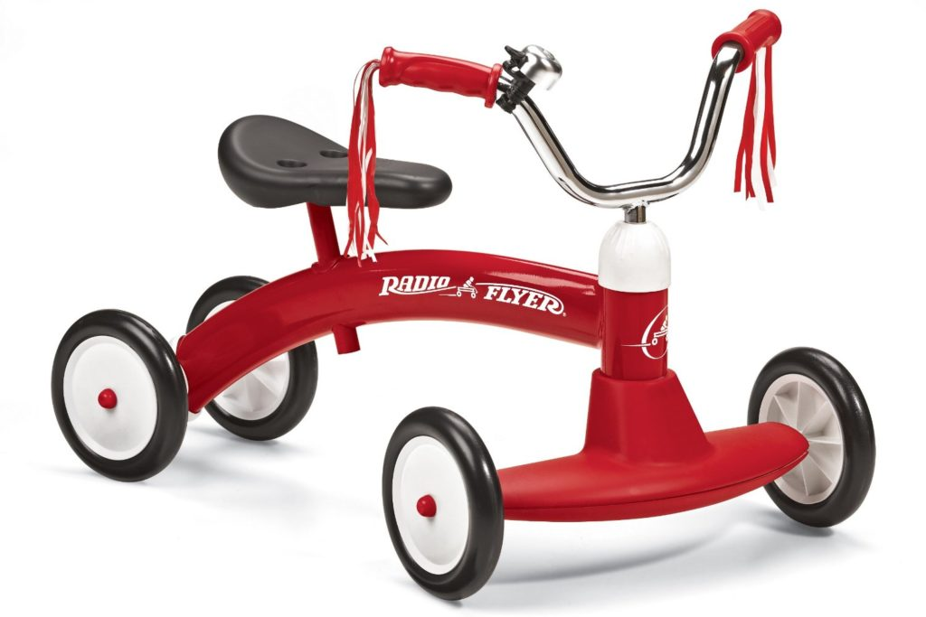 Radio Flyer Scoot-About - ride on toys
