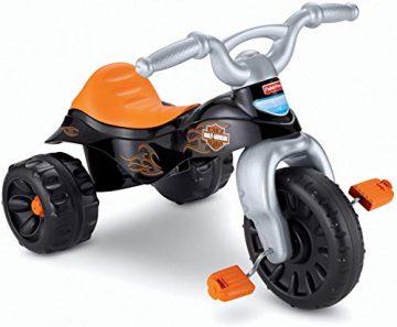 Image Of Fisher Price Harley Davidson Tough Trike