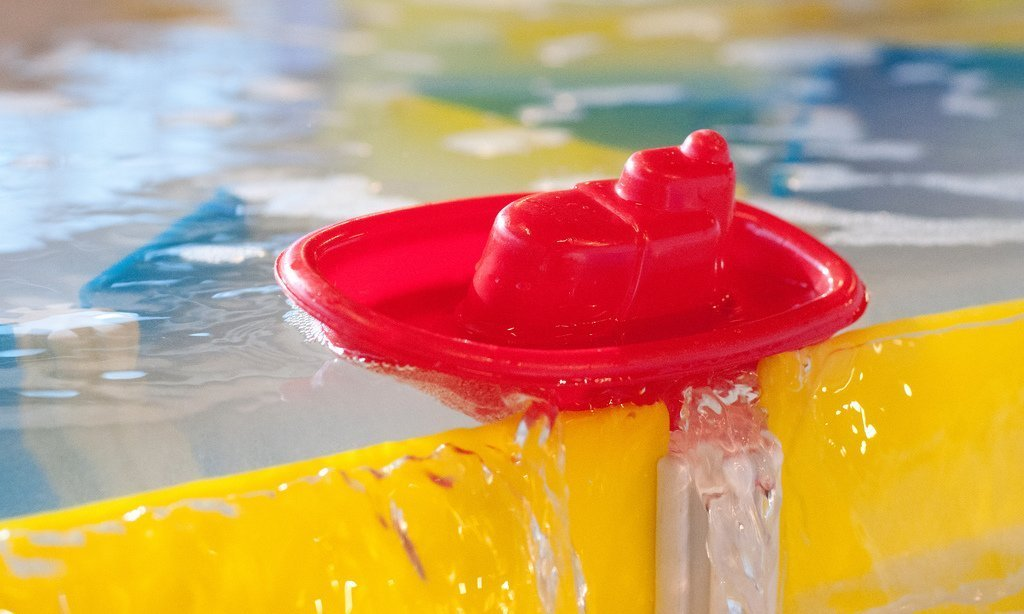 Finding the Best Water Table for Kids