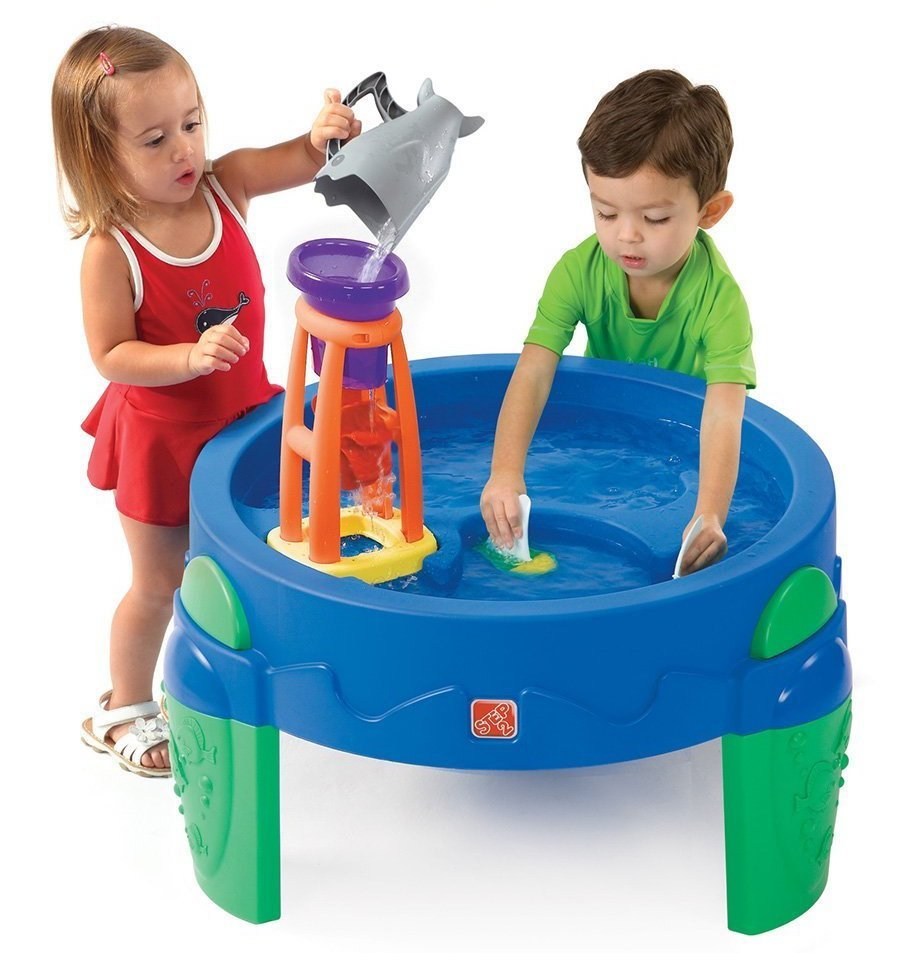 Toys For Water : Of the best water table toys for wet n wild kids