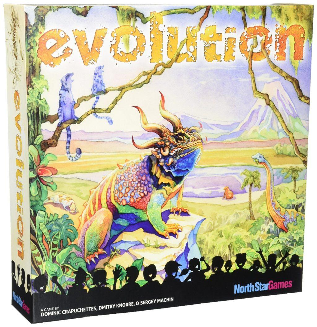 Evolution Game