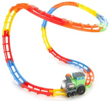 Little Tikes Tumble Train - train sets for kids