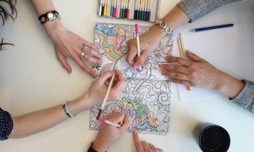 12 of the Best Adult Coloring Books for Mindful Stress Relief