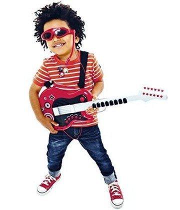 International Playthings ELC Rock Star Guitar - guitars for kids