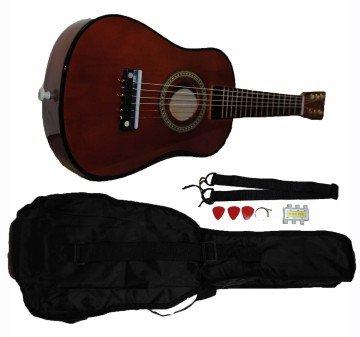 Mini Kids Acoustic Toy Guitar Kit - guitars for kids