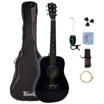 Children Beginner Steel String Acoustic Guitar Package - kids guitar