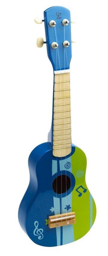 Hape - Early Melodies - Blue Ukulele - kids guitar