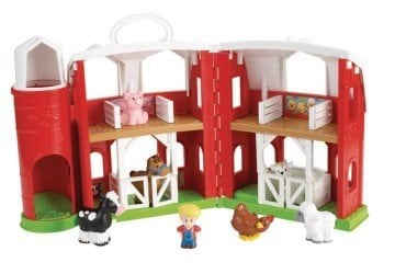 Fisher-Price Little People Animal Friends Farm - farm toys