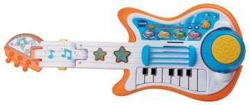 VTech Strum and Jam Kidi Musical Guitar Band - guitars for kids