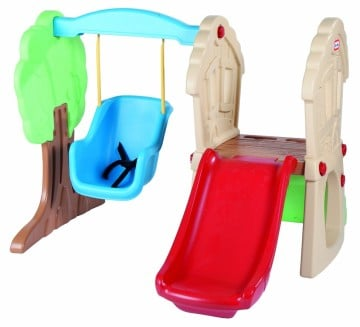 9 Of The Best Swing Sets For Active Outdoor Fun